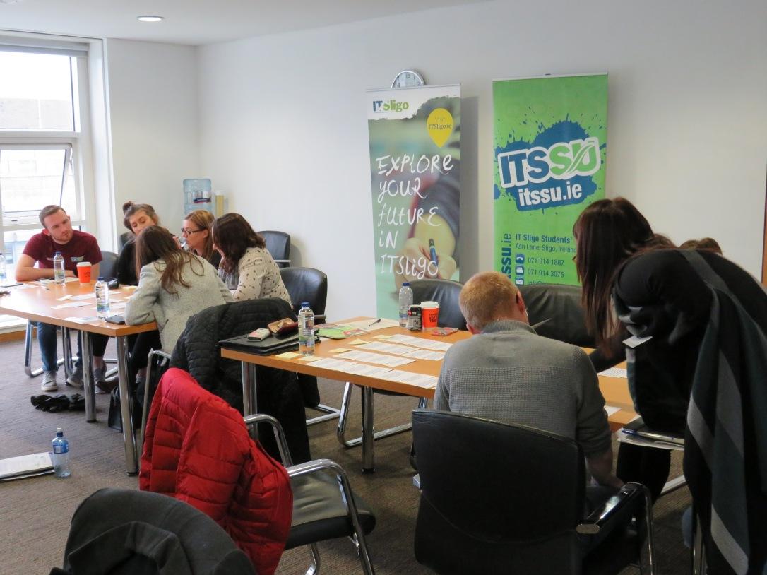 IT Sligo Workshop
